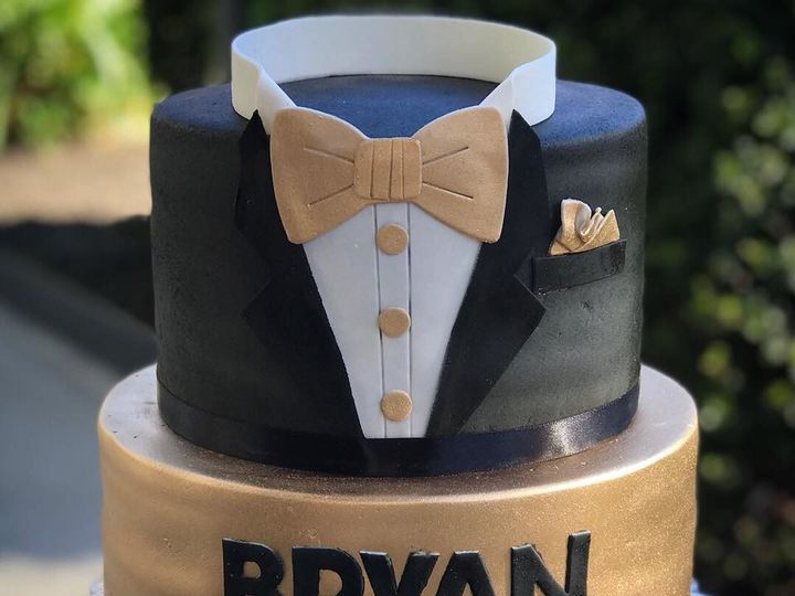 Tmx 1515706709971 Sm5 Sacramento wedding cake