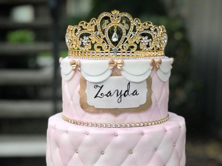 Tmx 1515706748017 Sm Sacramento wedding cake