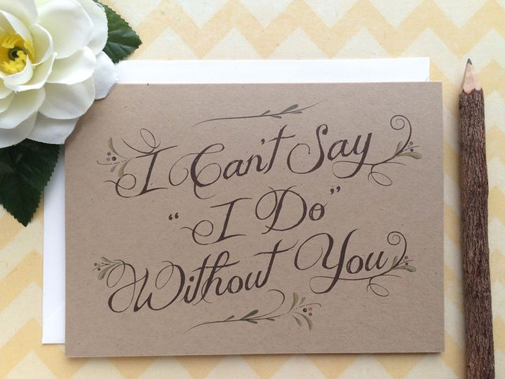 Tmx 1452620651417 Cant Say I Do 1 Philadelphia, PA wedding invitation