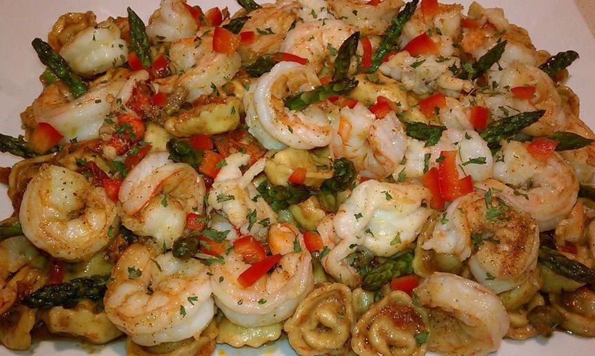 b5d525b12479e33e Shrimp Tortellini Pasta