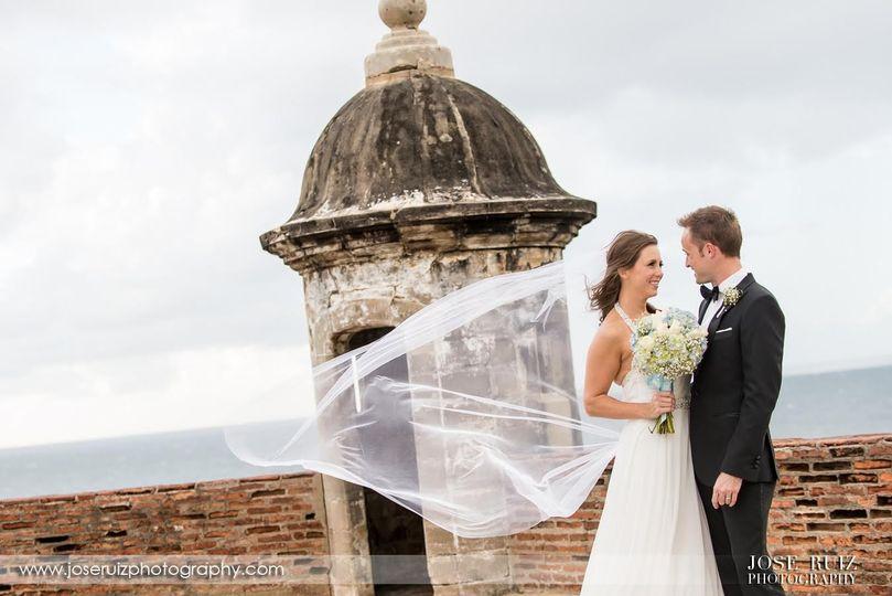 Wedding @ Old San Juan