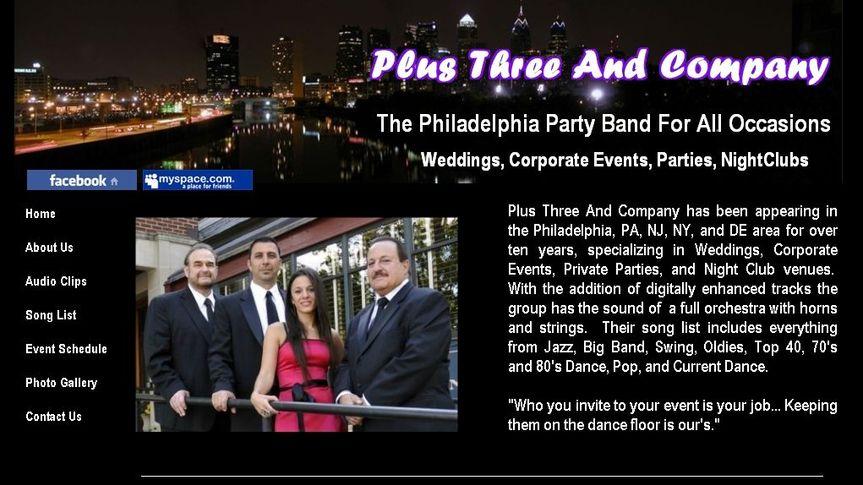 PlusThreeAndCompany Band