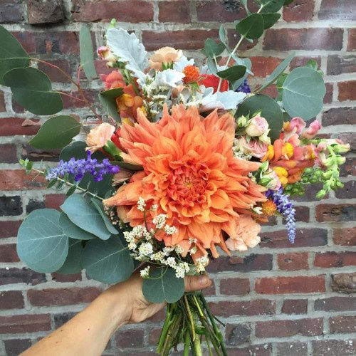Tmx 1474904333959 Dahlia Brooklyn, NY wedding florist