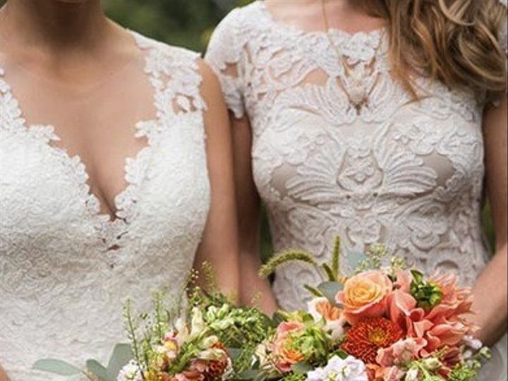 Tmx 1505092178866 La 4 Brooklyn, NY wedding florist