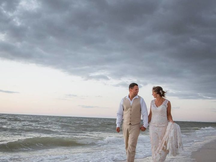 Tmx 1537163988 1d6e0dea35dbe2ba 1537163987 3a9aea6755e52dd7 1537163986685 1 Couple On Beach Bonita Springs, FL wedding planner