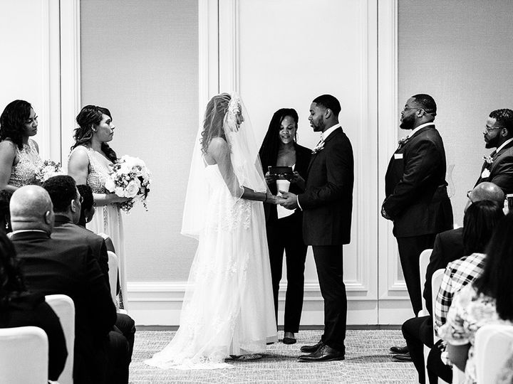 Tmx The Center Club Wedding00019 51 579034 1559655504 Baltimore, MD wedding venue