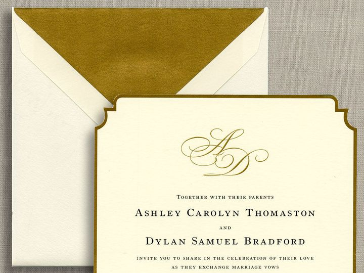 Tmx 1538686003 Aaac82861da9bb0f 1538686003 57a275c2c0cf8619 1538686003166 4 RegalCornersInvite Fairfield, CT wedding invitation