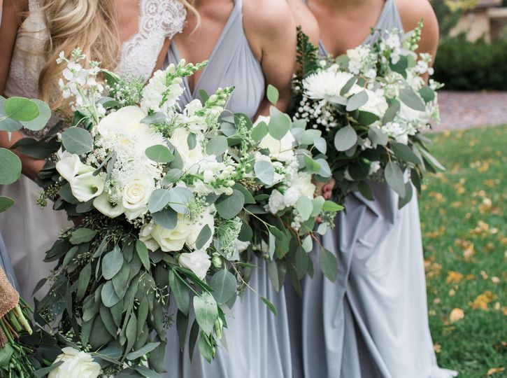 Wedding bouquets | Photo by Kirsten Barbara Photography