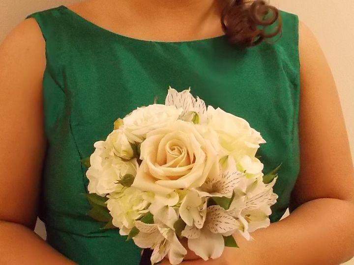 Tmx 1371996571061 Maid Of Honor Nosegay Charlotte wedding florist