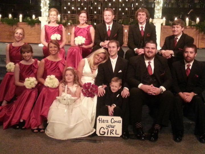 Tmx 1390390610744 Bridal Part Charlotte wedding florist