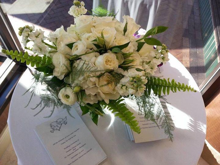 Tmx 1478188716167 1443300610154841087824311521834364981315775n Charlotte wedding florist