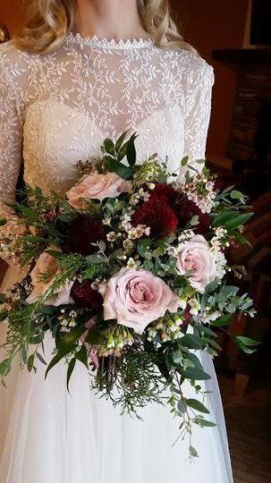97dbfd80e27202d6 Bridal bouquet