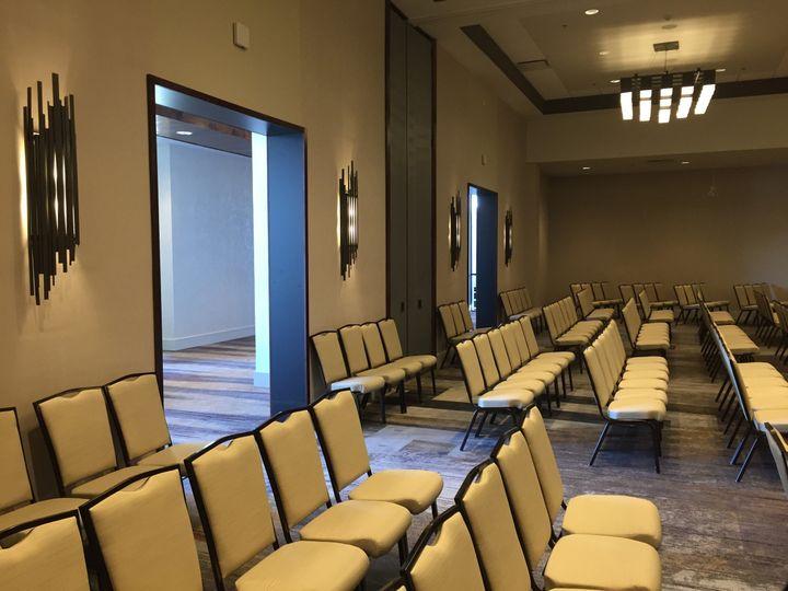 Ballroom seats