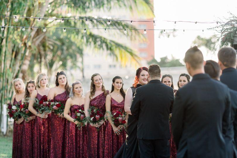 Heitman House Wedding