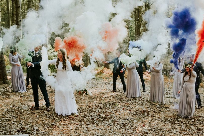 Julia Smokebombs