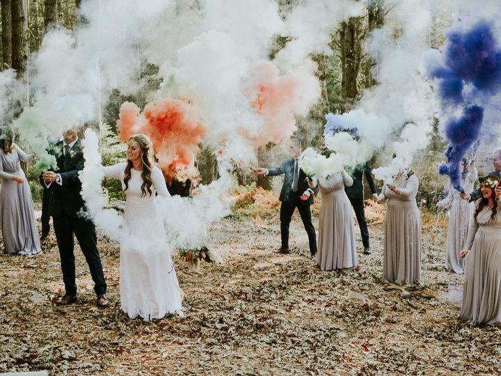Tmx 2 Julia Smoke Bomb 51 942134 157774321627492 Sparrow Bush, NY wedding venue