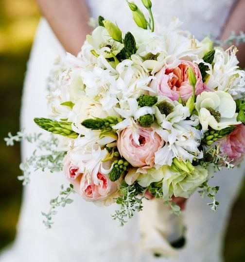 All About Flowers for Weddings
