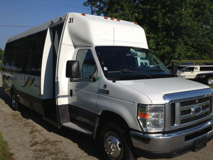 Tmx 1478718799334 Ll New 24 Pax White2 Indianapolis wedding transportation