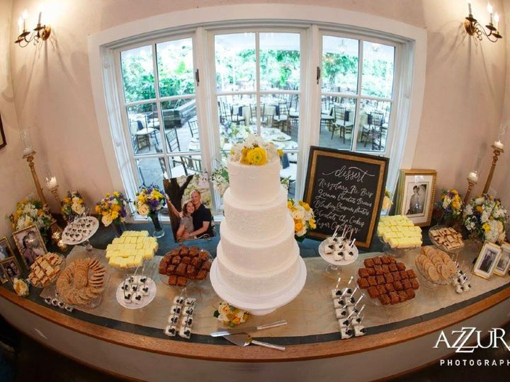 Tmx 1436227502170 2014.cakebar Seattle wedding cake