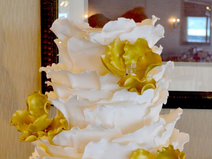 Tmx 1436227636973 Highres Seattle wedding cake