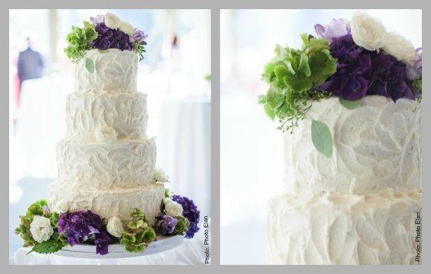 Tmx 1436227665006 Jasmine  Mark Seattle wedding cake