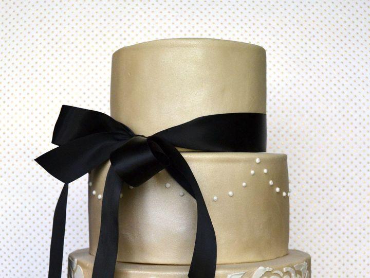 Tmx 1436227675492 Jayne Branded Seattle wedding cake