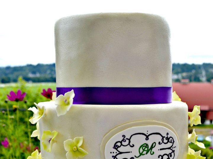 Tmx 1436227714843 Roger  Patti 2 Seattle wedding cake