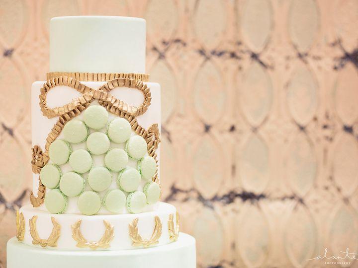 Tmx 1436227727749 Selena2.alante Seattle wedding cake