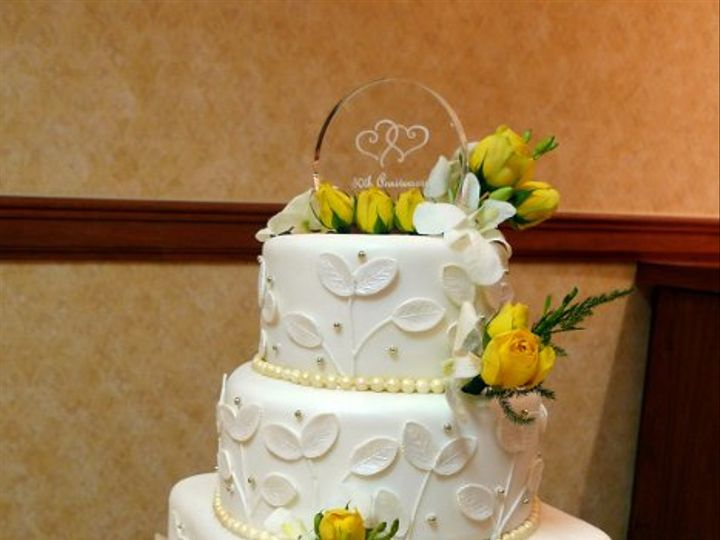 Tmx 1261499455135 P1000248A Warrenton, VA wedding cake