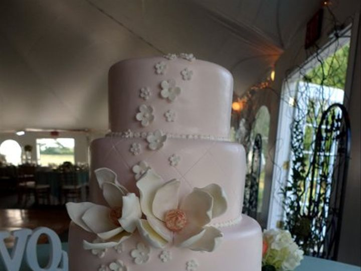 Tmx 1291434458391 P1030162A Warrenton, VA wedding cake