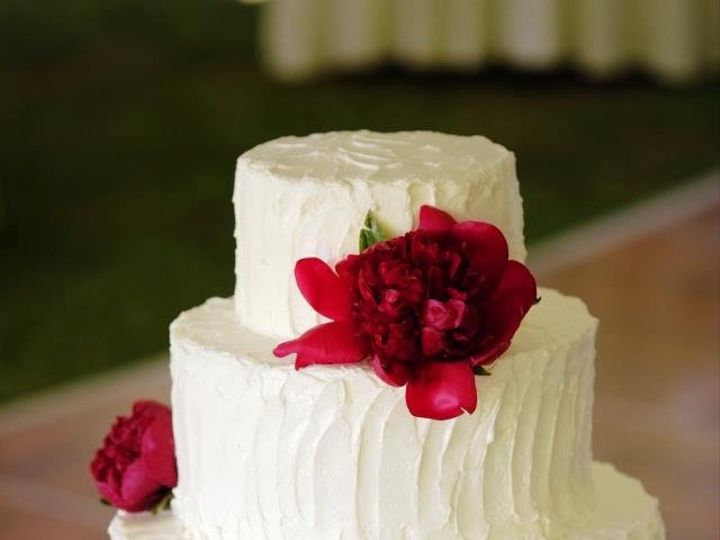 Tmx 1341325923943 Redpeony Warrenton, VA wedding cake
