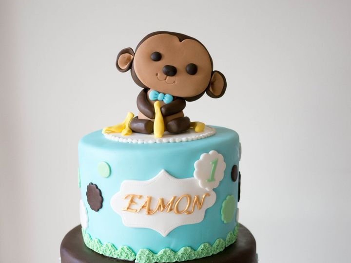 Tmx 1487472051456 20170218 110155 Eamon 1st Birthday Warrenton, VA wedding cake