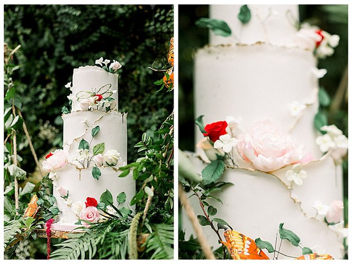 Tmx Candice Adelle Photography Virginia Charleston Wedding Photographer Wedding Society Drawing Room 8948 51 135134 1569292666 Warrenton, VA wedding cake