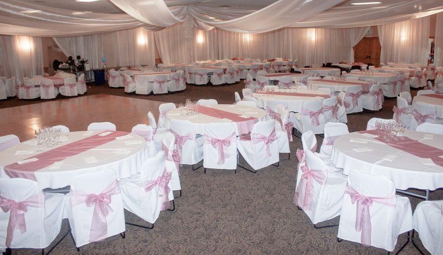 Mack powell event center venue sacramento ca for 701 salon sacramento