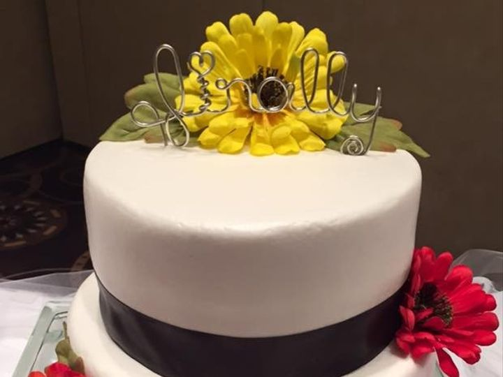 Tmx 1469209330753 1948187102080176946268962788740773163482354n Odessa wedding cake