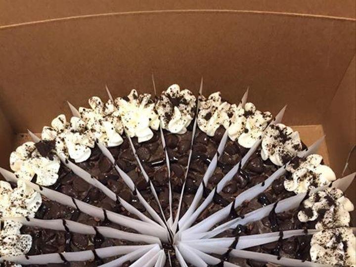 Tmx 1469209412394 F090addc93efed0186e1a90f53bc0d52 Odessa wedding cake