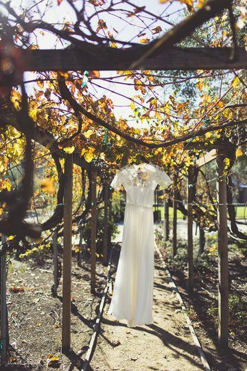 Bridals gown