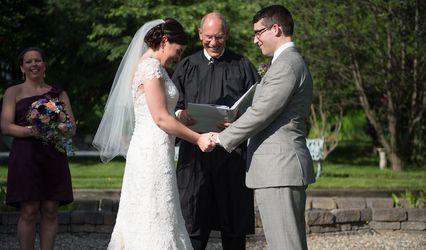 N H Wedding Minister, David Tomkinson