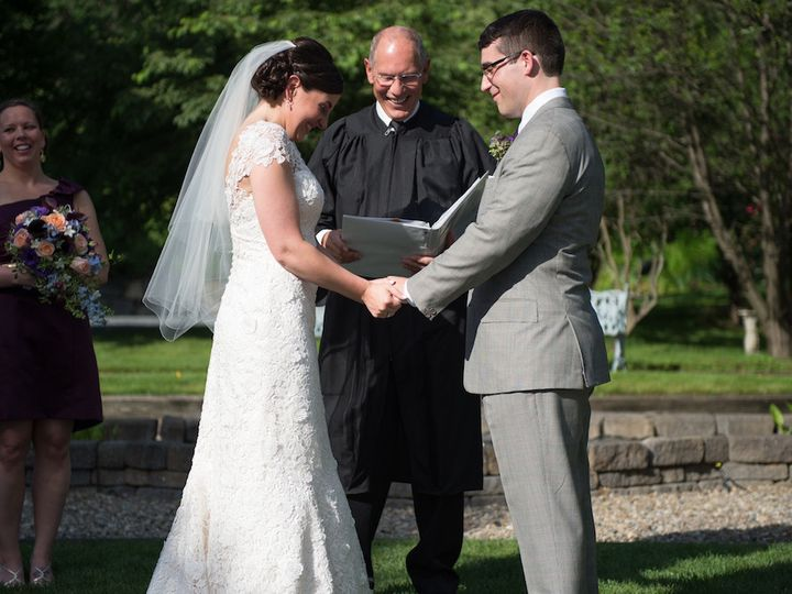 Tmx 1418832915619 Davidperformingceremony North Hampton, New Hampshire wedding officiant