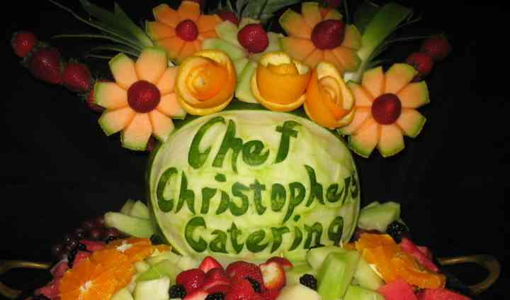 Chef Christopher's Catering