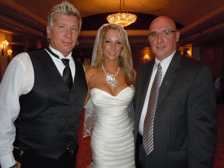 Sal with Jon & Erin Wysocki
