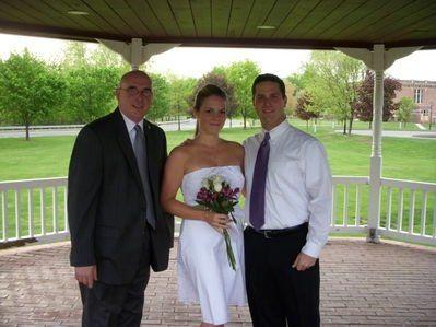 Tmx 1226782999973 Hunter%26RosemaryZook Enfield, Connecticut wedding officiant