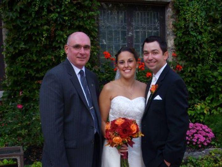 Tmx 1261237178210 Oct.112009BradJenniferCurcuru050 Enfield, Connecticut wedding officiant