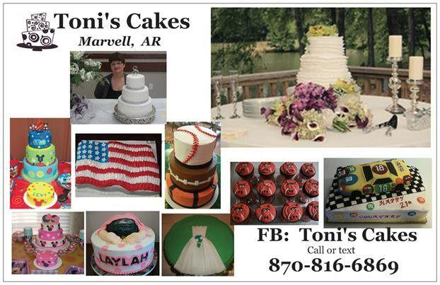 Cakes West Memphis Ar