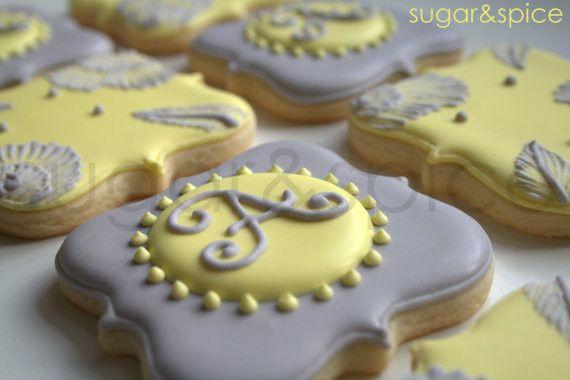 Formal Custom Wedding Event / Party Gourmet Cookies