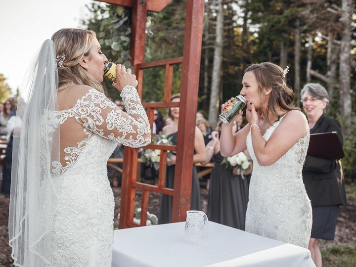 Tmx First Beer Ritual 2 51 988134 158254914825873 Laconia, New Hampshire wedding officiant