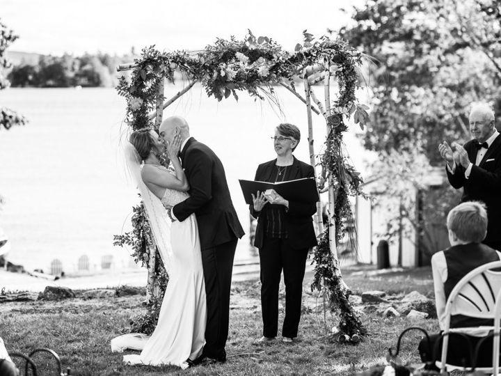 Tmx Kiss 51 988134 1573649891 Laconia, New Hampshire wedding officiant