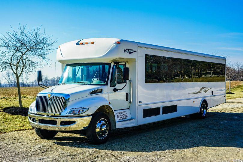 44 seat coach