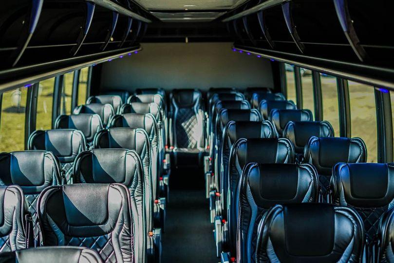 37 seat interior