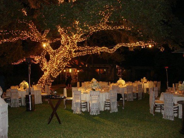 Night view reception
